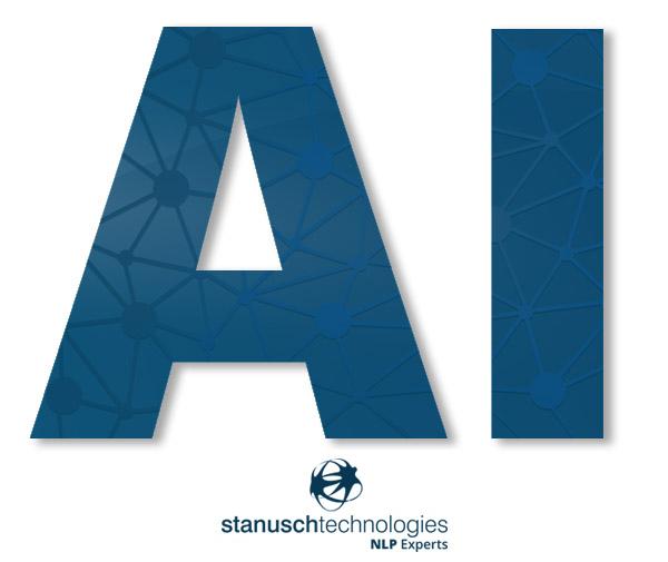 Sztuczna inteligencja od Stanusch Technologies
