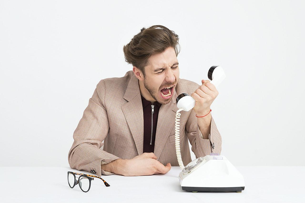 problemy w obsłudze call center