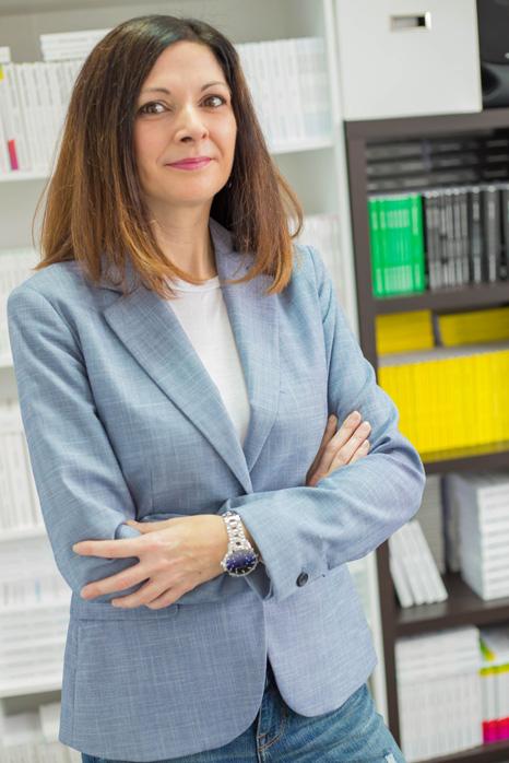 Dorota Jóźwiak - OCP Sales Director w Stanusch Technologies